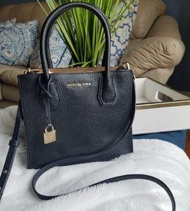 Michael Kors Mini black square bag